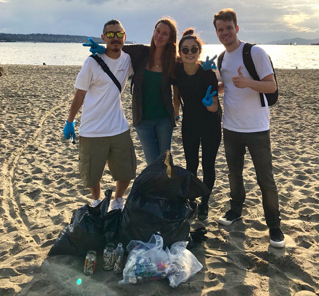 MAD SEA - Beach Clean - July 18 2019