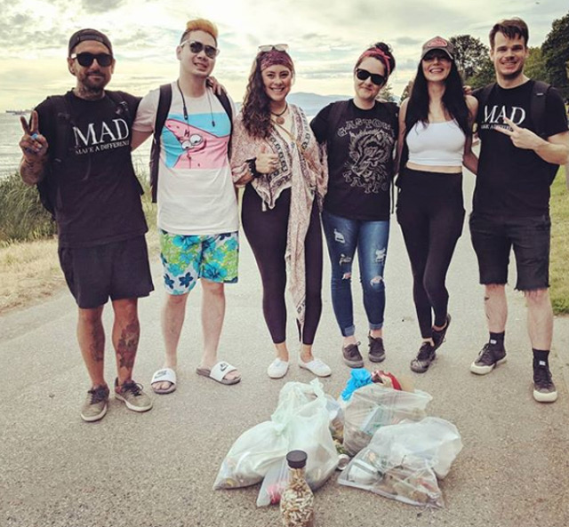 MAD SEA - Beach Clean - June 25 2019