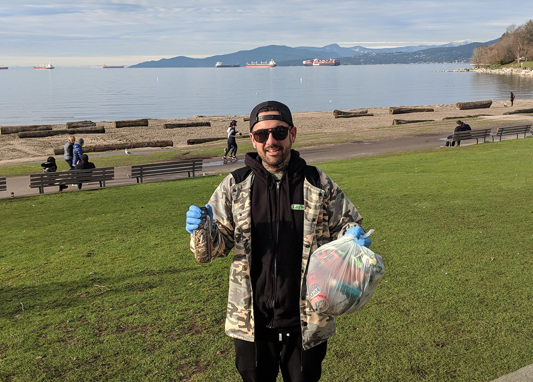 MAD SEA - Beach Clean - December 31 2018