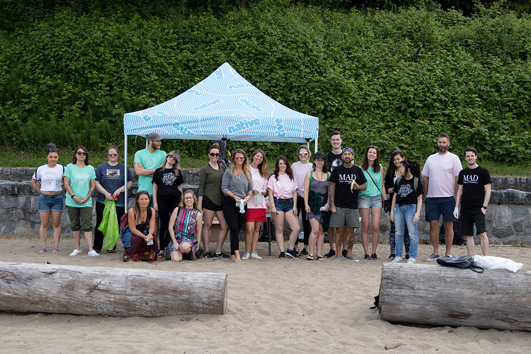 MAD SEA - Beach Clean - May 26, 2018